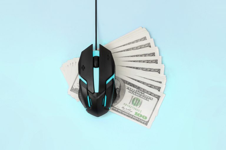 mouse with ppc dollars