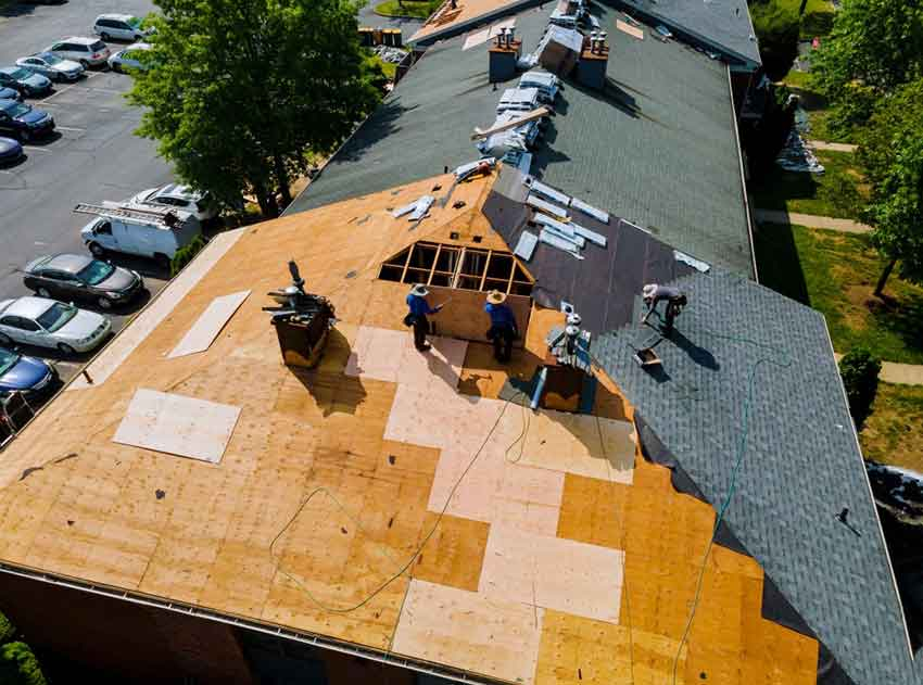 roofers looking for a marketing agency