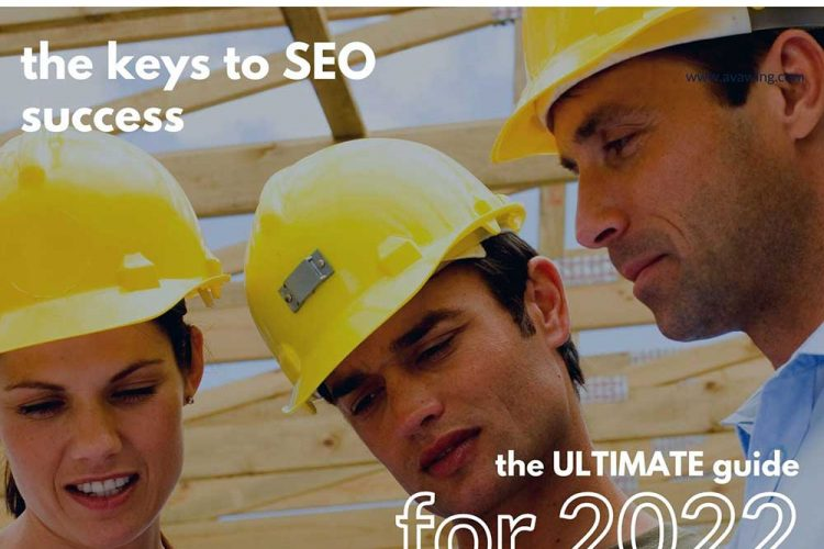guide to SEO for contractors 2022